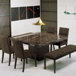Rockefeller dining table