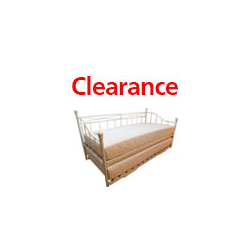 Havelland Day Bed Frame & 2 Mattresses Detail Page