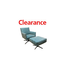 Koinor Ive Swivel Chair & Stool Detail Page