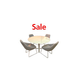 Mint Dining Table & 4 chairs Detail Page