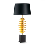 Move Large Table Lamp Gold finish