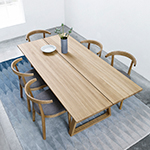 Skovby #105 Plank Table