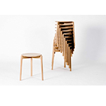 Svelto stacking stools