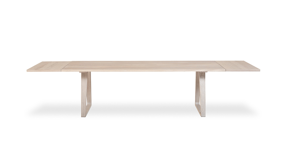 Skovby 106 plank table for Exclusive dining table