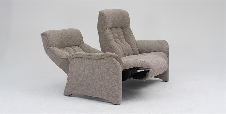 Himolla Rhine Reclining Wide 2 Seat Sofa 2 5 Hopewells
