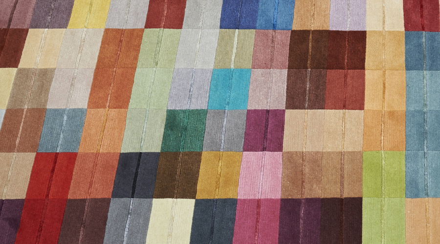 Rugs colour palet