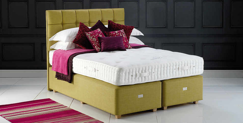 Hypnos Hampton Supreme Divan Bed