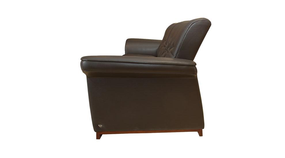 Wade Leather Sofa Images Logan
