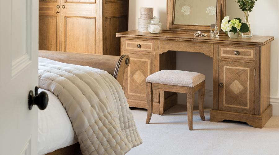 Winchester bedroomHopewells