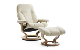 Stressless Consul Medium detail page