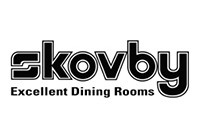 Skovby - excellent dining rooms