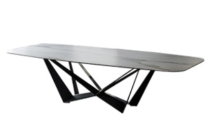 Cattelan Italia Skorpio Keramic Dining Table detail page