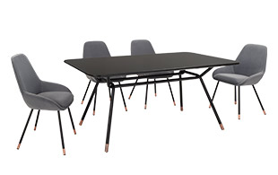 Chloe Dining Table & Chairs detail page