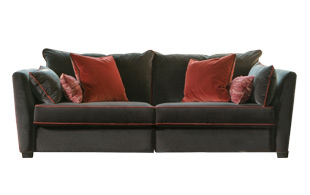 Collins & Hayes Maple Grand Sofa detail page