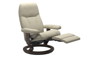 Stressless Consul Power Recliner detail page