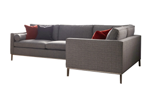 Duresta Brooklyn Corner Sofa detail page