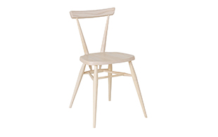Ercol 7392 Originals Stacking Chair detail page