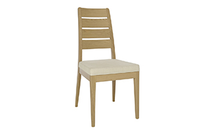 Ercol 2643 Romana Dining Chair detail page