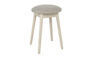 Ercol 3889 Salina Dressing Table Stool detail page