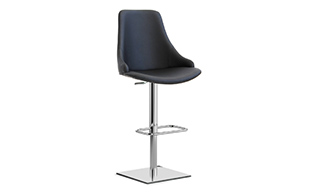 Glamour S/50 High back bar stool - Hopewells