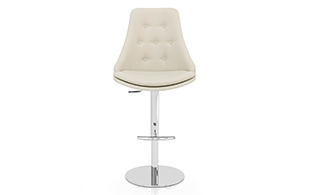 Glamour SBC/53 High back bar stool - Hopewells