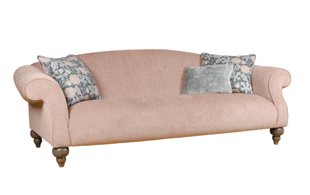 Spink & Edgar Harlow Sofa detail page
