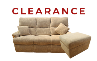 Melton Large Sofa & Stool detail page