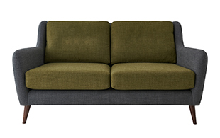 Orla Kiely Fern Small Sofa detail page