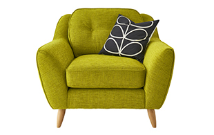 Orla Kiely Laurel Standard Chair detail page