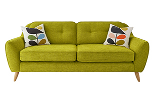 Orla Kiely Laurel Large Sofa detail page