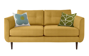 Orla Kiely Linden Medium Sofa detail page