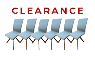 Six Quadra Dining Chairs detail page