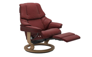 Stressless Reno Power Recliner detail page