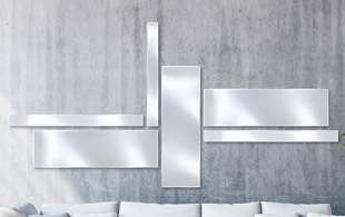 Deknudt Decora Slim Flex Mirror detail page