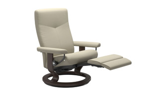 Stressless Dover Power Recliner detail page