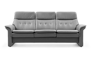 Stressless Saga High Back Sofa detail page