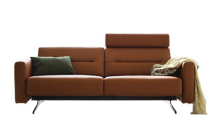 Stressless Stella Reclining Sofa detail page
