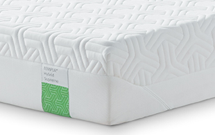 TEMPUR® Hybrid Supreme Mattress detail page