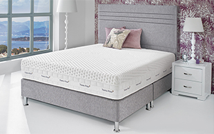 Kaymed Therma Phase Harmonise 1600 Divan Set On Legs detail page