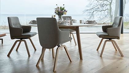 Stressless Dining detail page