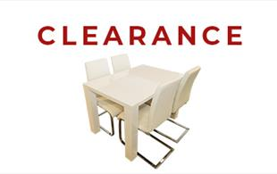 Polar Dining Table & 4 Chairs detail page