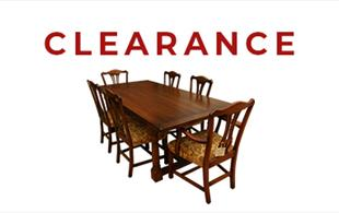 Oak Dining Table, 4 Chairs & 2 Carvers detail page