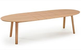 Skovby SM20 Dining Table detail page