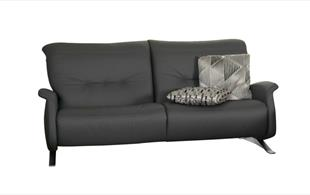 Himolla Cygnet 3 seat reclining sofa detail page