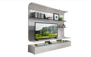 Felino Wall Unit by Gwinner detail page