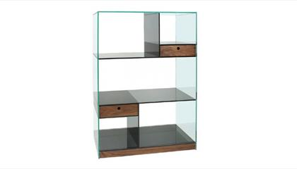 Free standing shelf units detail page