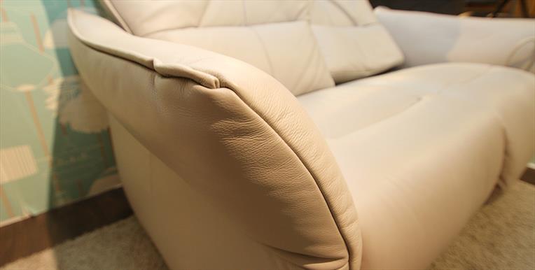 Himolla Brennand 2 Seater Manual Reclining Sofa