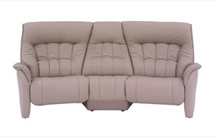 Himolla Rhine Curved Reclining Sofa detail page