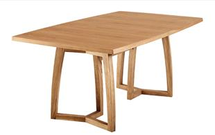Skovby SM22 Trestle Table detail page