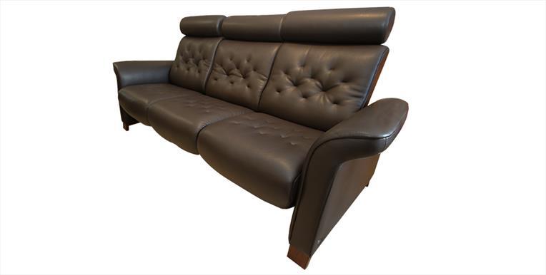 Stressless Metropolitan 3 Seater Sofa